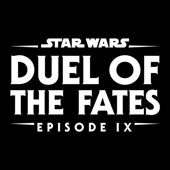 Unreleased Star Wars: Episode IX � Duel of the Fates Concept Art