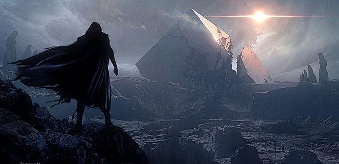Unreleased Star Wars: Episode IX – Duel of the Fates Concept Art