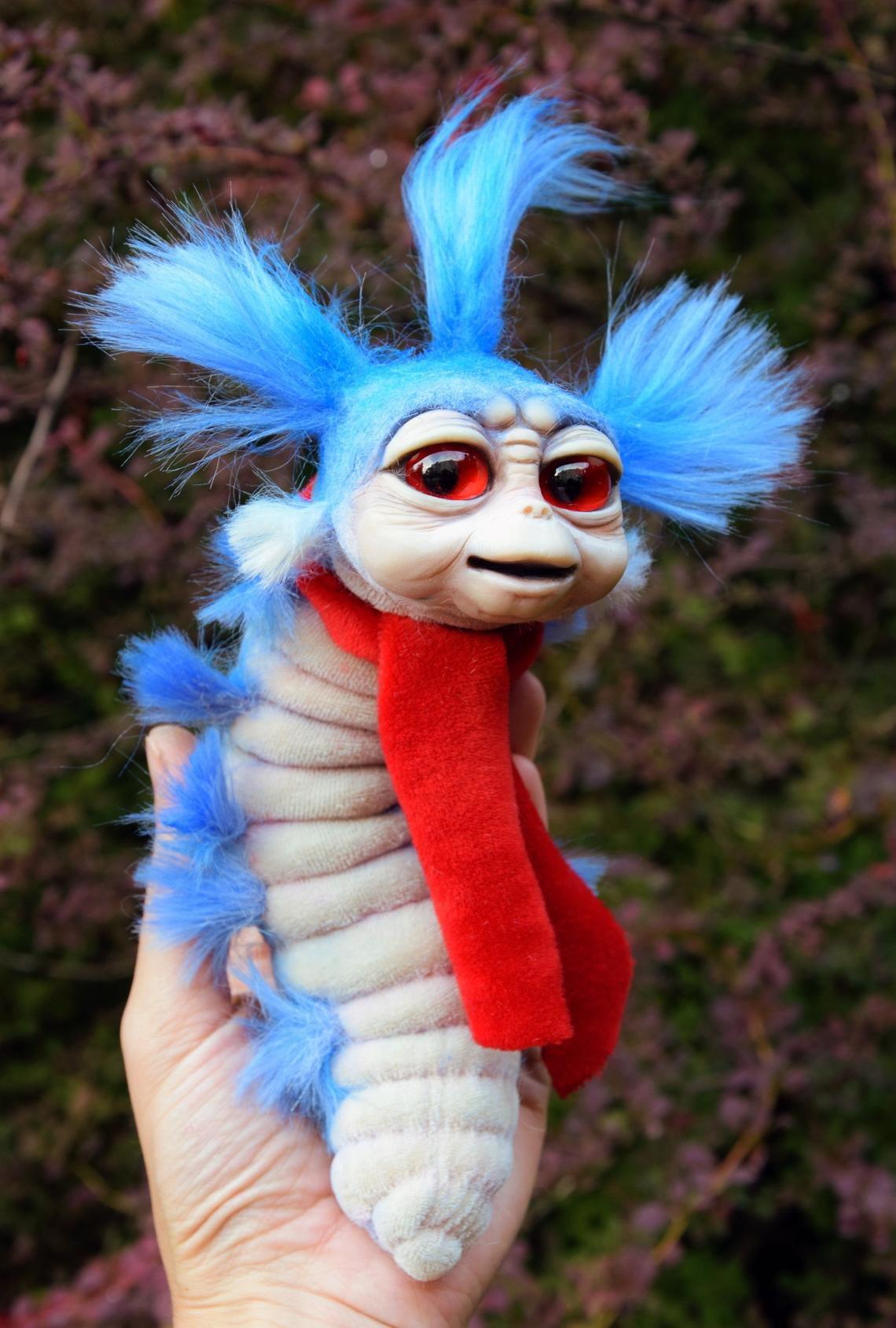 Ello Worm from Labyrinth Toy
