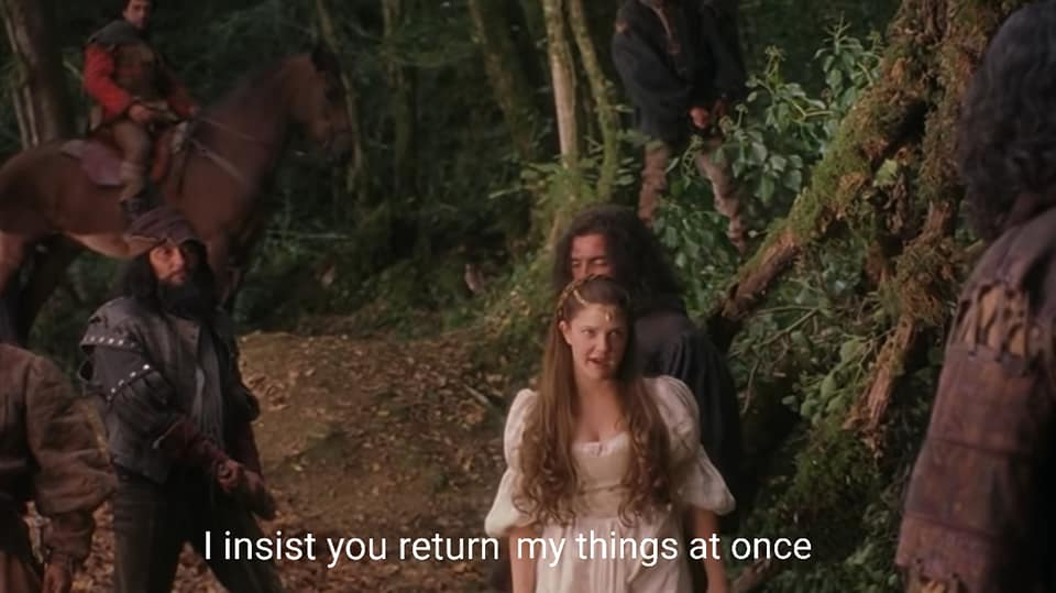The Best Scene From Ever After