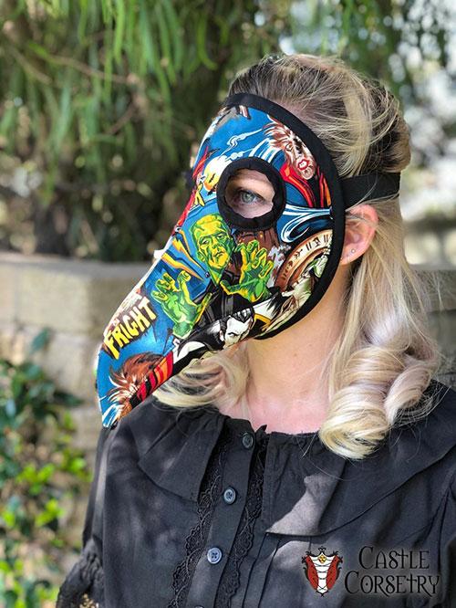 Fashionable Face Masks