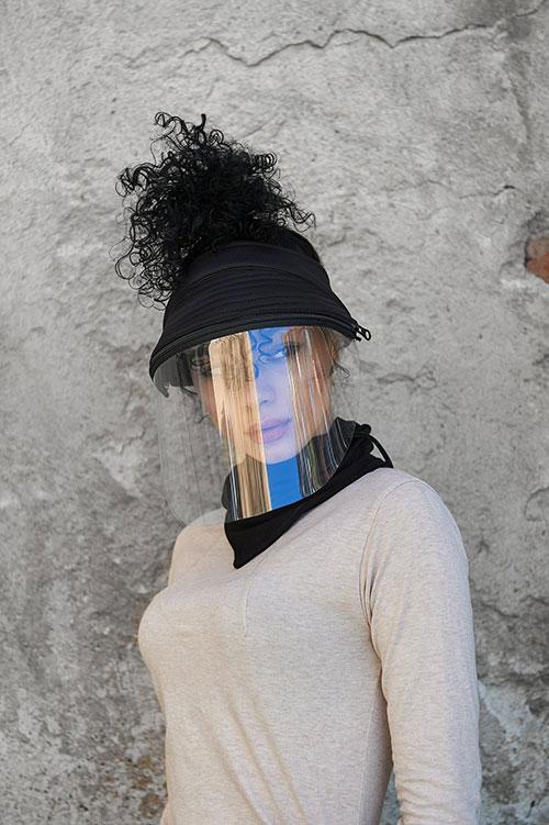 Fashionable Face Masks & Face Shields