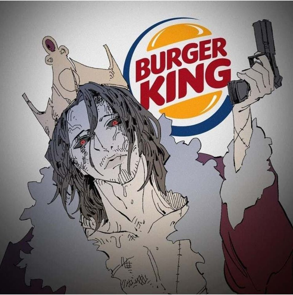 Fast Food Anime Villains