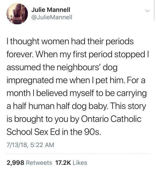 Female Anatomy Fails