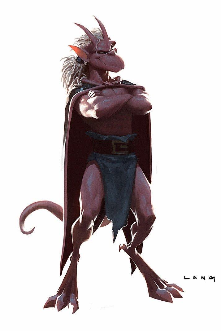 Disneys Gargoyles Fan Art