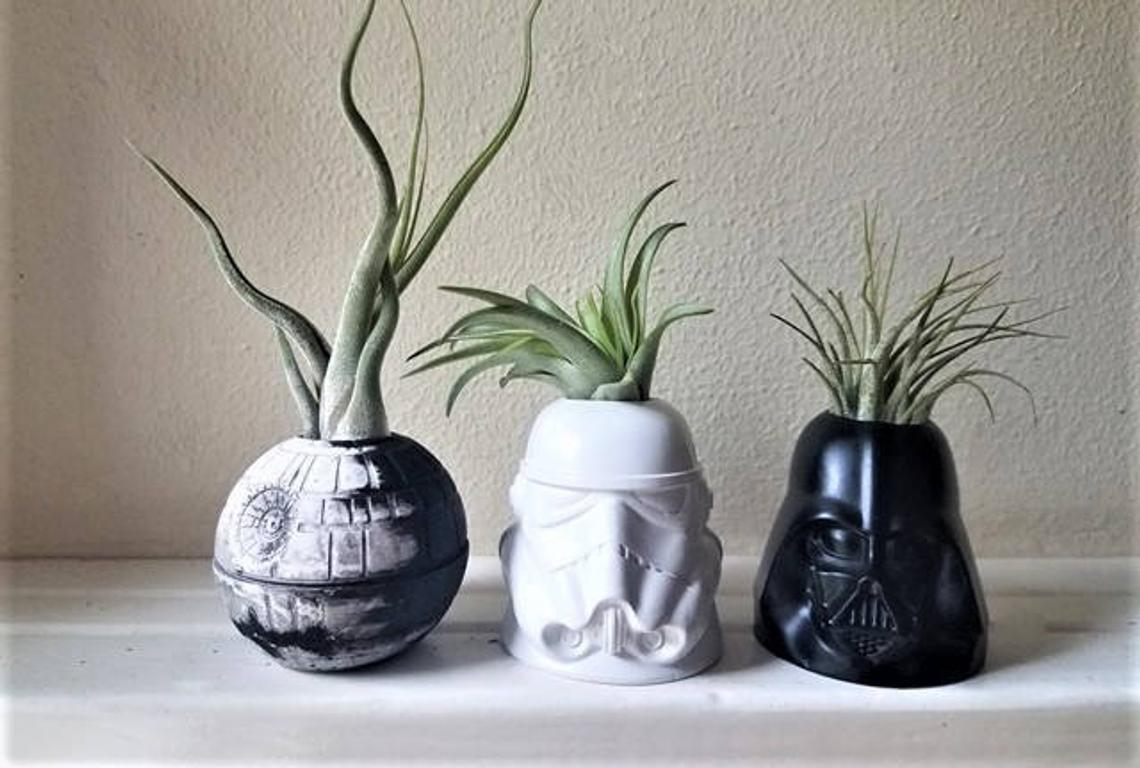 Geeky Planters