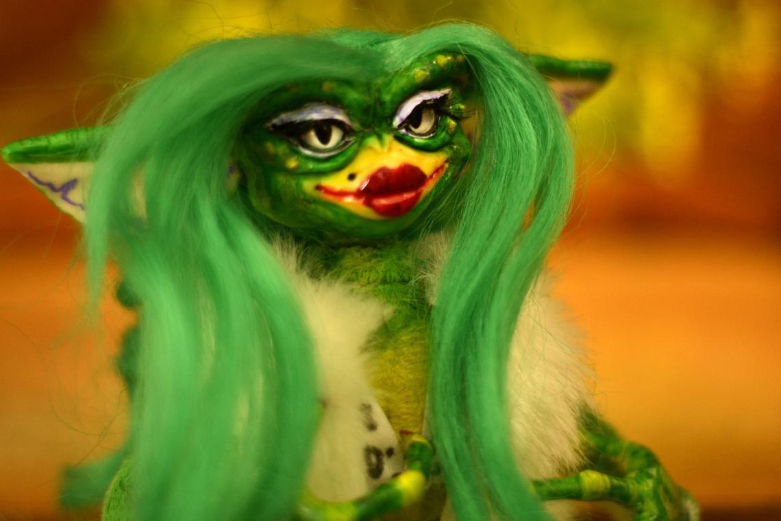 Greta Gremlin Doll