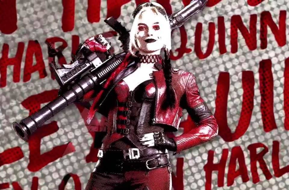 Harley Quinns Looks in the New Suicide Squad