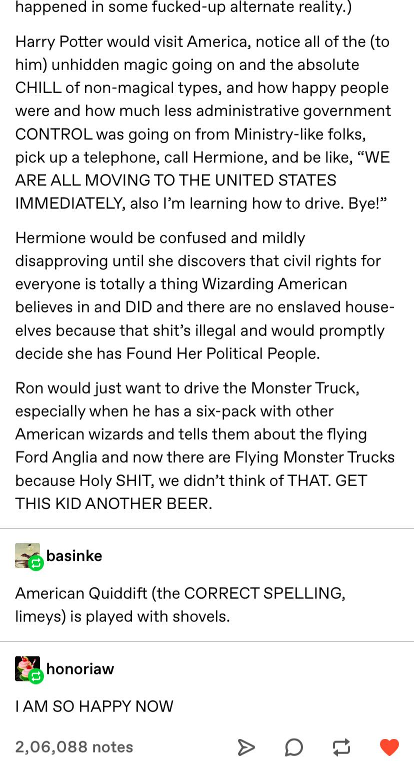 Harry Potter in the USA