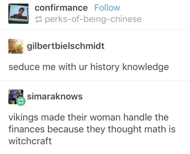 History Knowledge