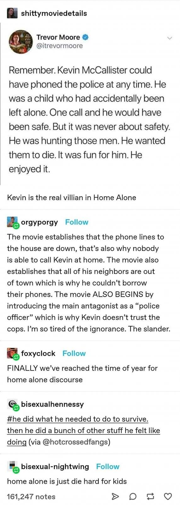 An Analysis of Home Alone