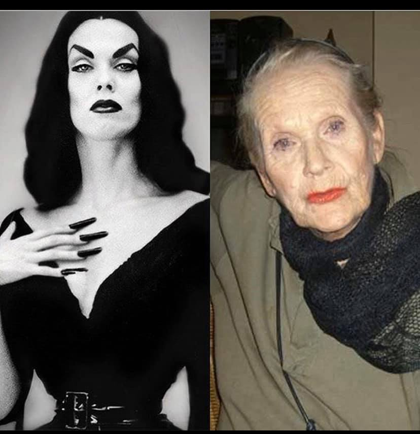 Then & Now Photos of Horror Queens