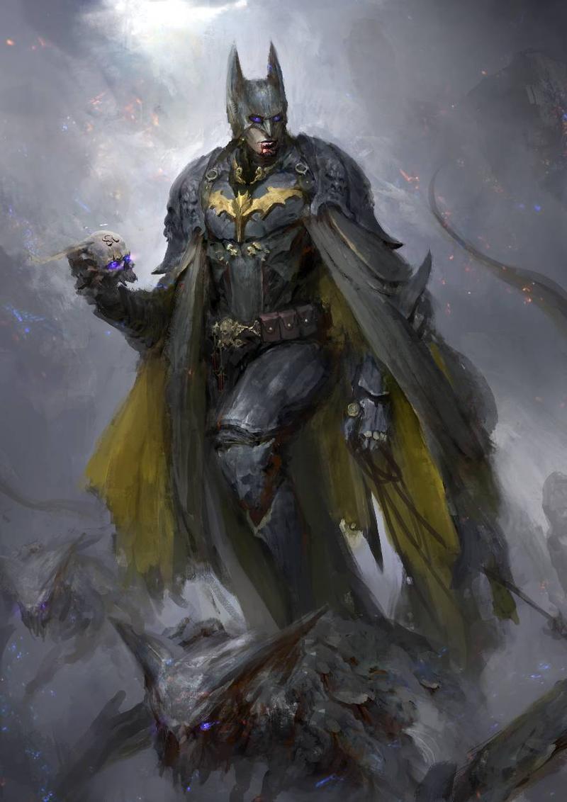Justice League Fantasy Redesigns