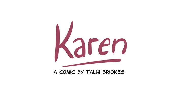 Karen Comic