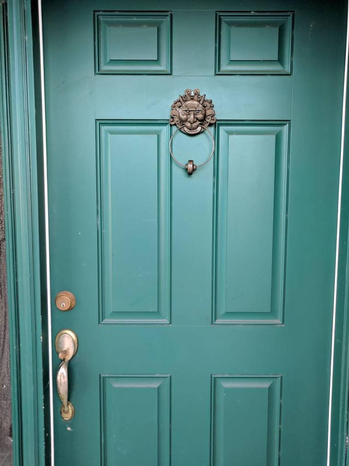 Labyrinth Door Knockers