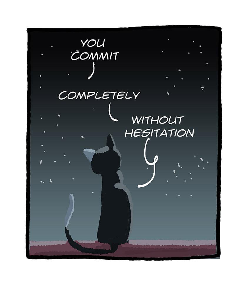 Life Comic