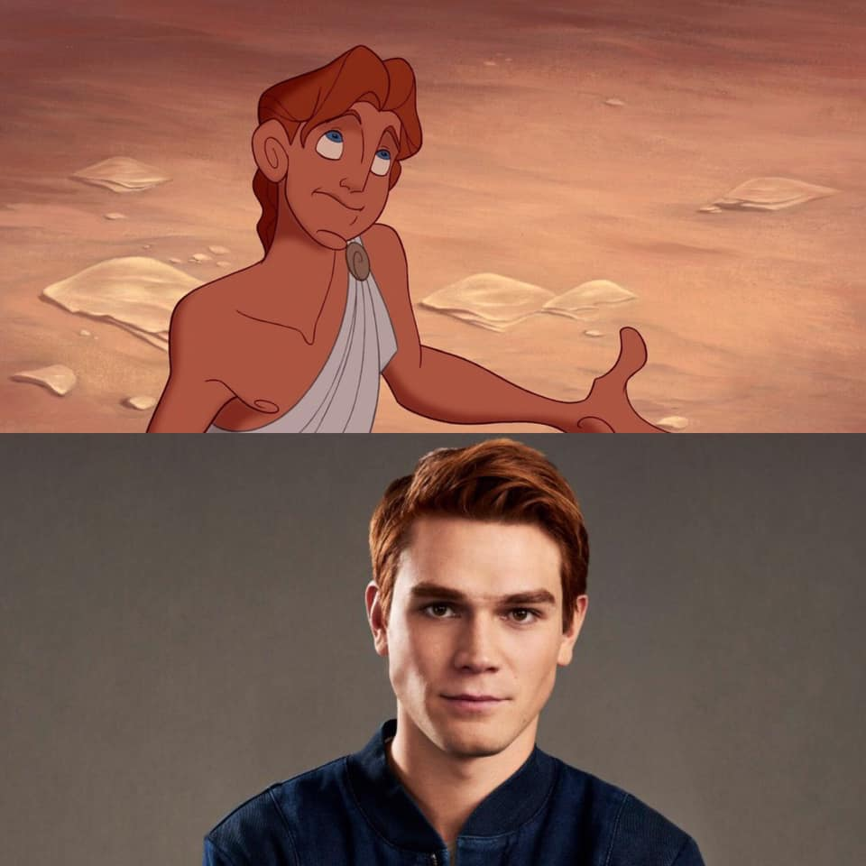 Fan Casting for a Live Action Hercules