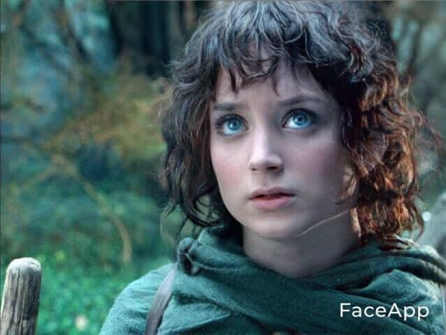 Genderswapped Lord of the Rings