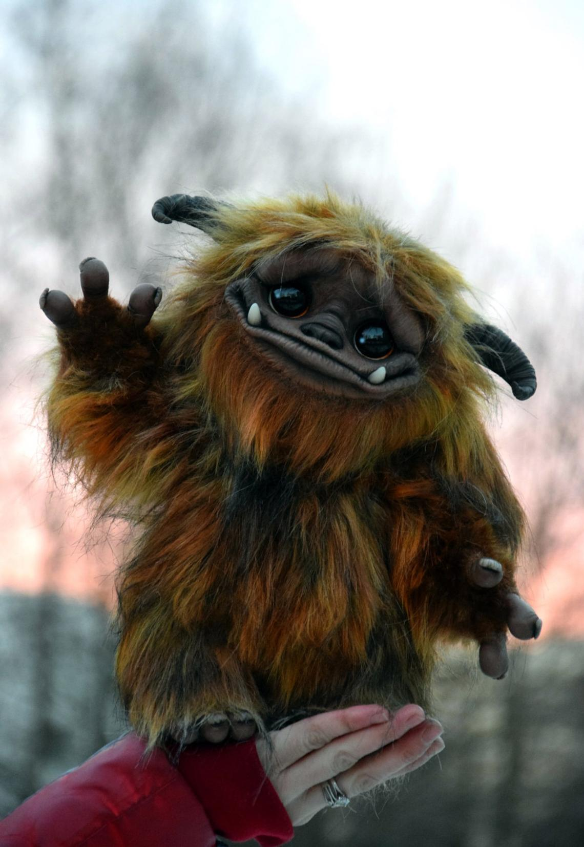 Handmade Baby Ludo from Labyrinth Toy
