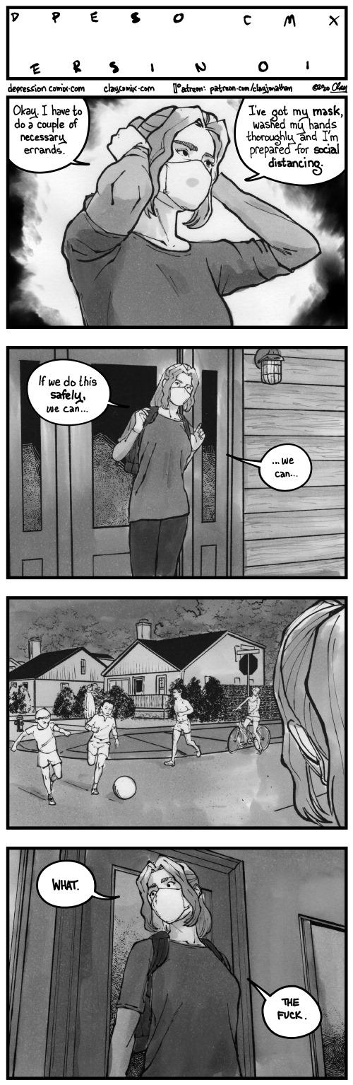 Pandemic Comic