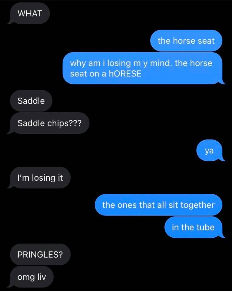 Girl Forgets the Name for Pringles and Inspires Thread About Mental Lapses