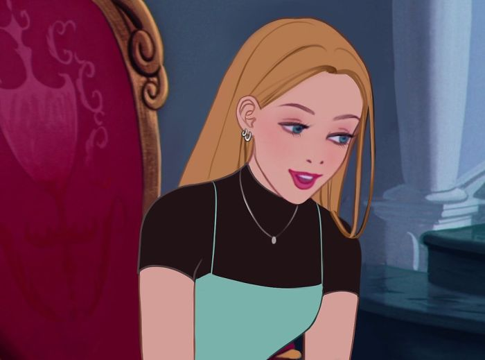 Disney Princesses as Modern Women
