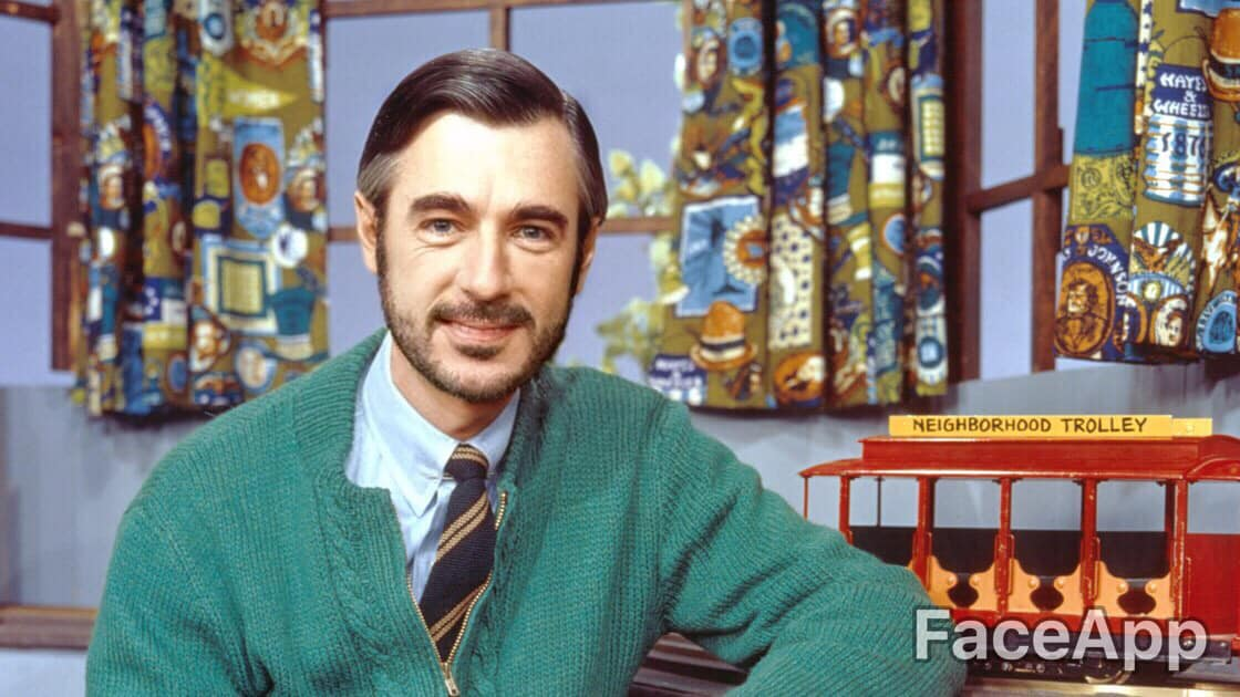 If Mister Rogers Had a Beard