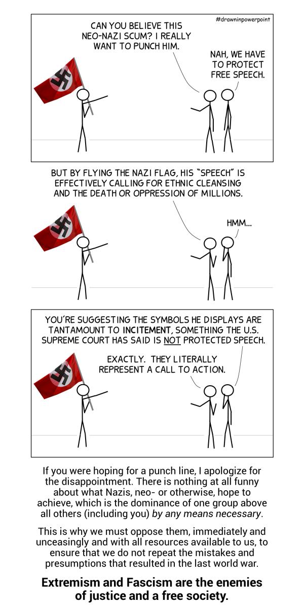 Incitement Comic