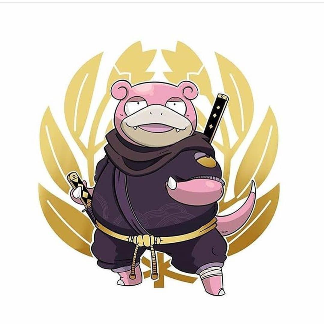 Ninja Pokémon Fan Art