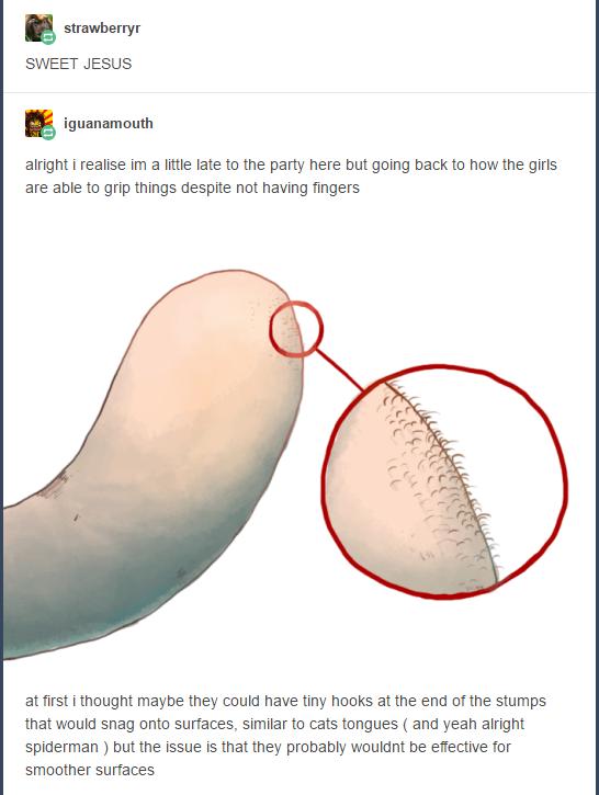 How The Powerpuff Girls Hands Work