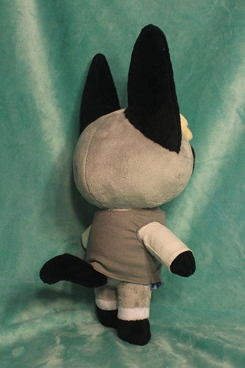 Raymond from Animal Crossing: New Horizons Plushie