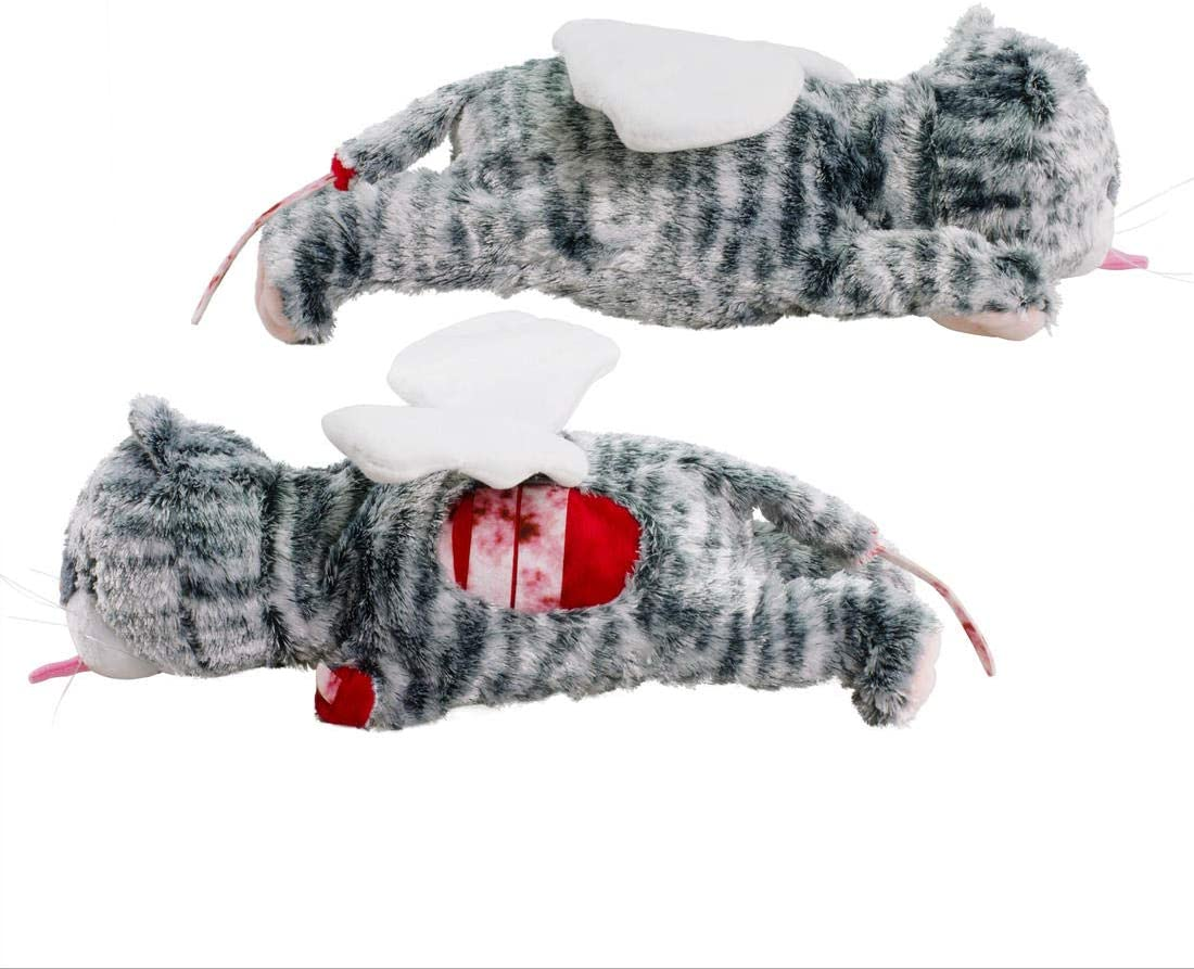 Schr�dingers Cat Reversible Plush Toy