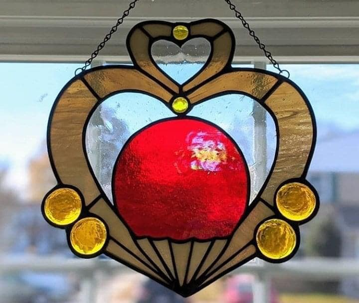 Sailor Moon Stained Glass