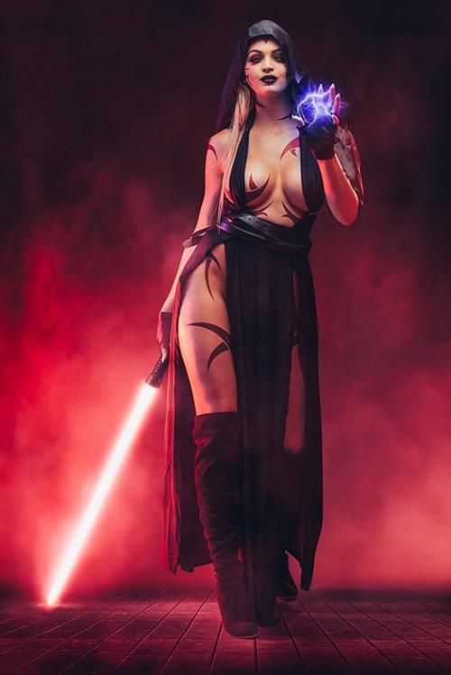 Sexy Star Wars Girls