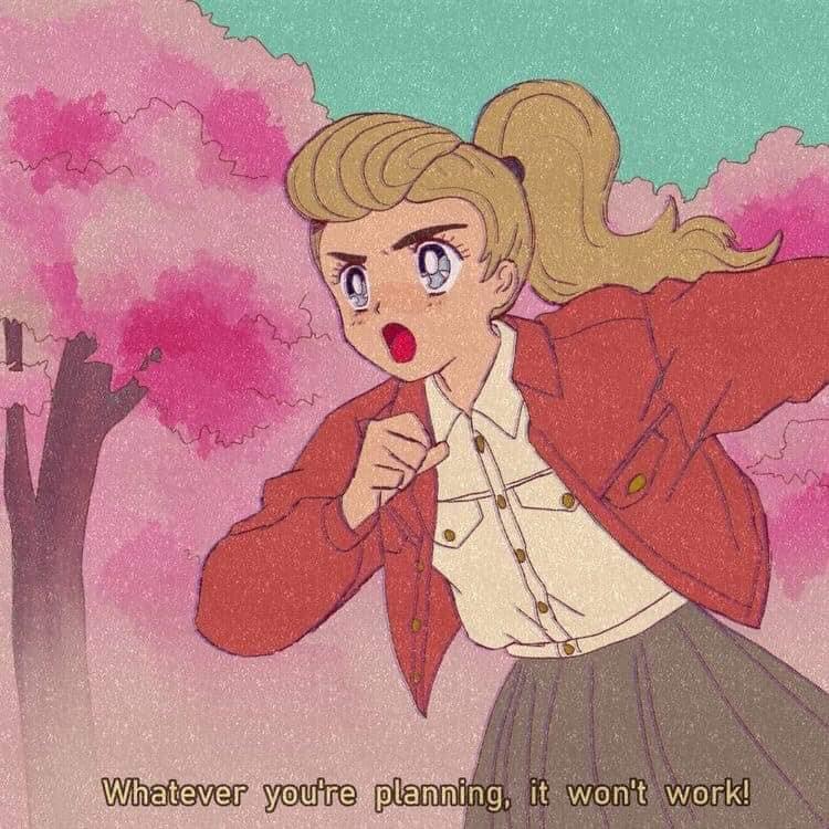 She-Ra Sailor Moon Fan Art