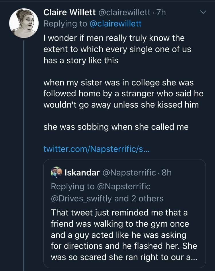 Guy Admits Stalking Young Girls For Fun