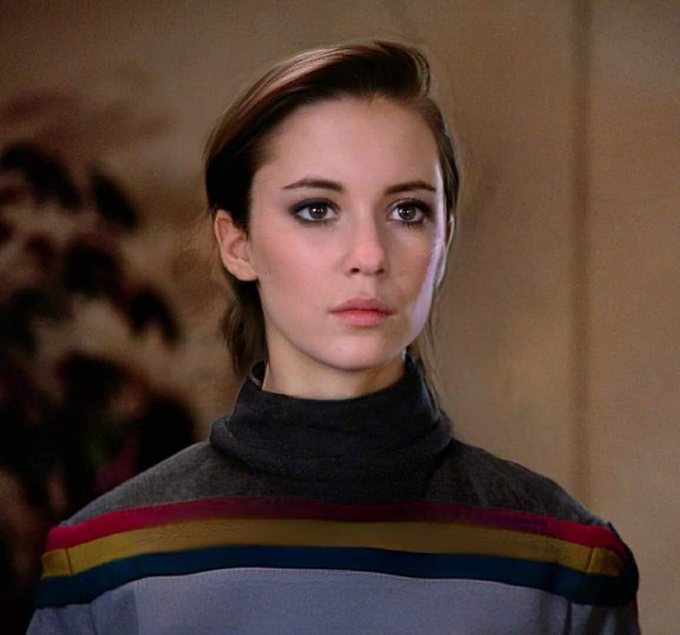 Genderswapped Star Trek
