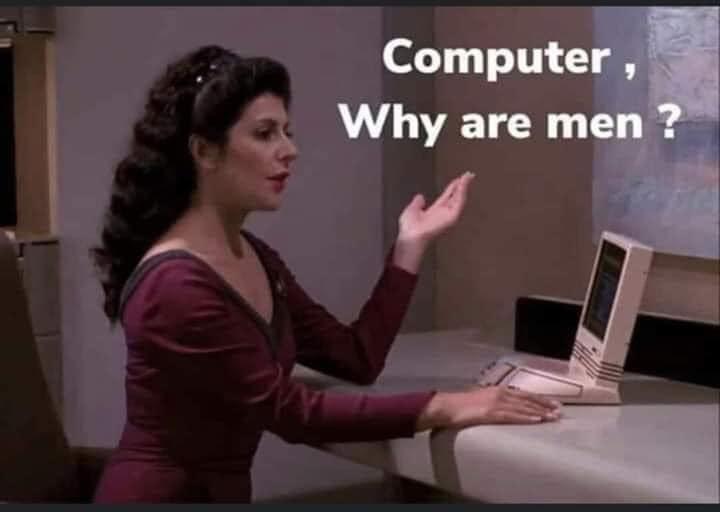 Star Trek React Memes