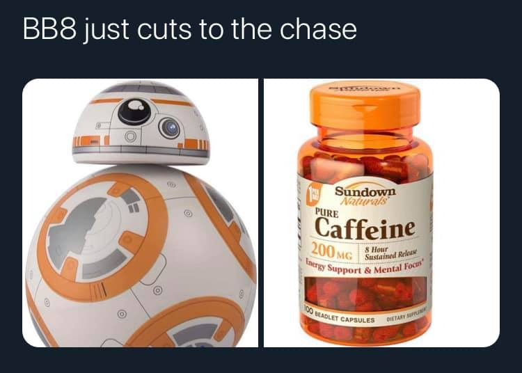 How Star Wars Characters Make Their Coffee