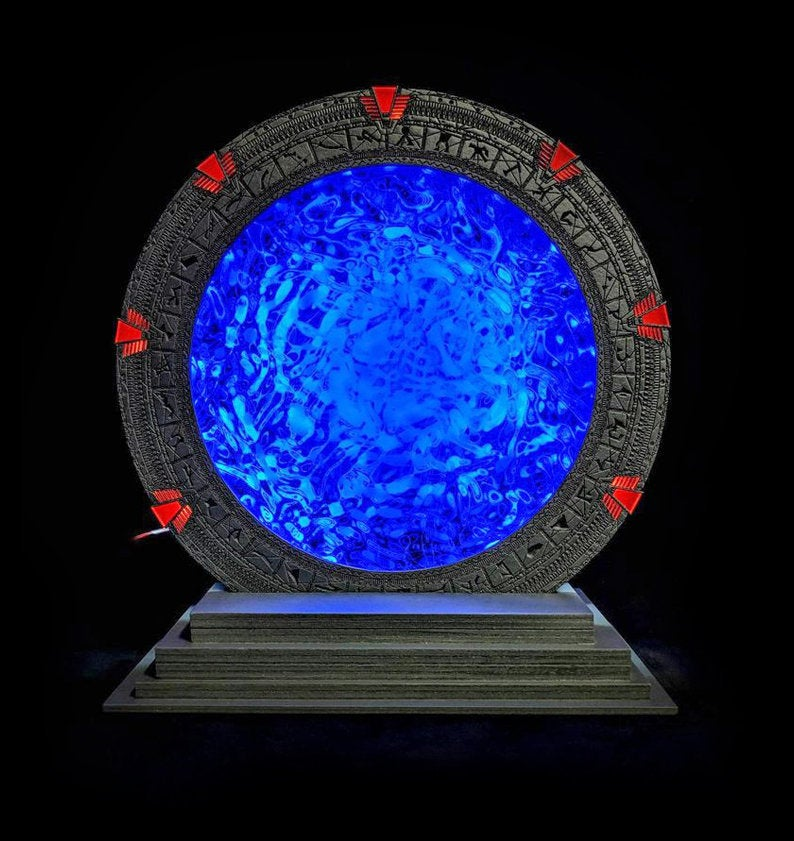 Stargate SG-1 Light
