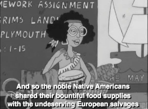 The Teacher from Recess Founding Fathers Quote