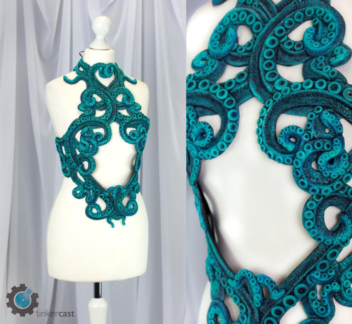 Handmade Tentacle Harness