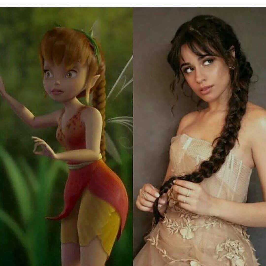 Live Action Tinker Bell Fan Casting