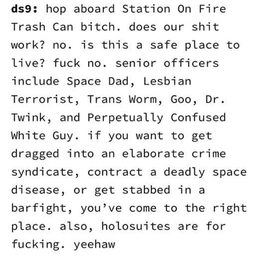 Star Trek: The Next Generation vs Deep Space Nine