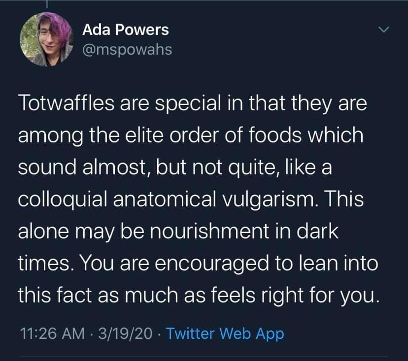 Totwaffles