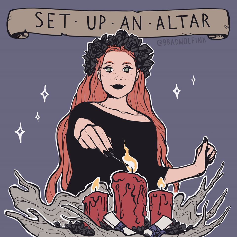 A Witches Guide to Make Your Crush Fall in Love With You
