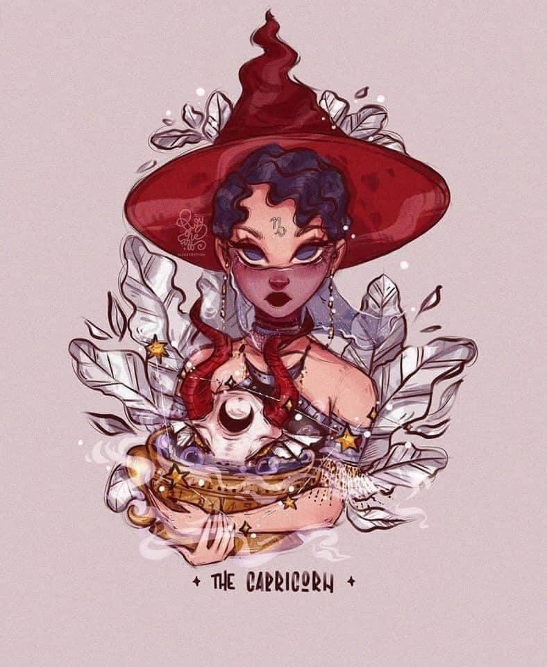 The Witchy Zodiac