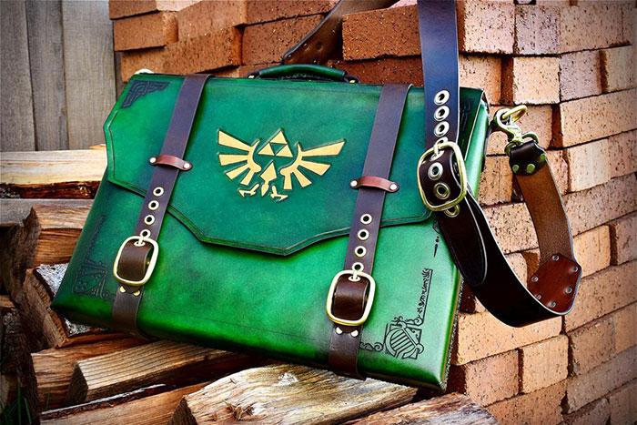 Leather Zelda Bags