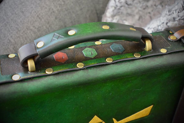 Leather Zelda Bags