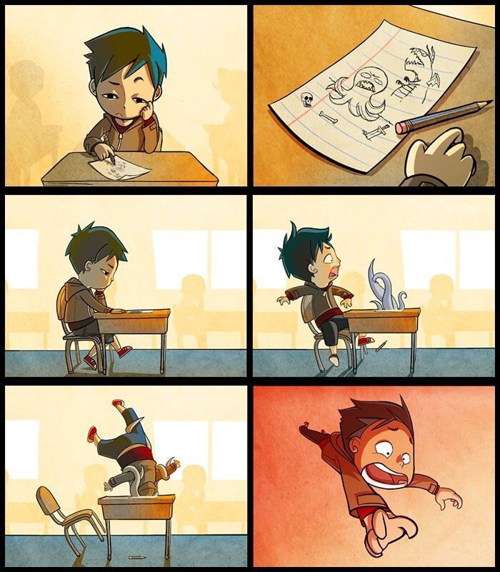 Little Hero Story